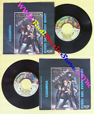 LP 45 7'' EASY GOING Casanova Every day every night 1980 italy no cd mc dvd (*)