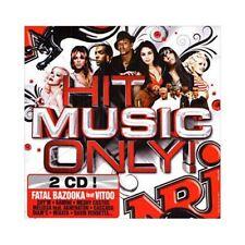 CD NEUF - NRJ HIT MUSIC ONLY 2007 - C7