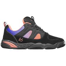 Es Skateboard Shoes Silo Black/Purple Mens