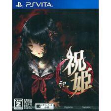 Iwaihime Matsuri  PS Vita SONY PLAYSTATION JAPANESE Version