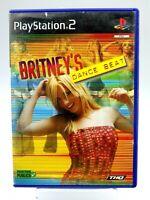 PS2 Britney's Dance beat Jeu Playstation 2 complet vintage retrogaming