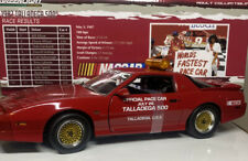 GMP / GREENLIGHT 1987 Pontiac GTA Limited Edition 1/18 Scale PACE CAR..BRAND NEW