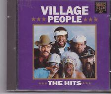 Village People-The Hits cd album