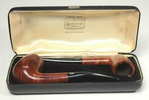 """MASTERCRAFT """"Hand Made"""" MATCH GRAIN SET, In Clamshell Case, Both in GREAT SHAPE!"""