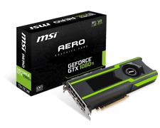 MSI GeForce GTX 1080 Ti 11GB AERO Boost Graphics Card