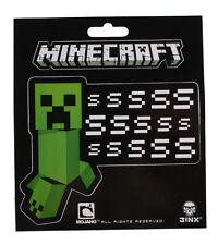 """Minecraft Creeper SSSsss Sticker 4.5"""" x 3.5"""" #2697"""