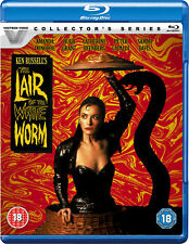 LAIR OF THE WHITE WORM (BLU-RAY) (New)