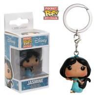 Portachiavi Jasmine Disney Princess Aladdin Pocket Pop! Vinyl KeyChain Funko