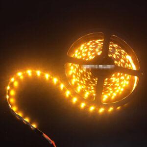 2X 5M/16ft 300leds Super Bright 3528 SMD LED Flexible Strip light Car House Hall