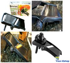 Mandoline Slicer Stainless Steel Adjustable Blades Kitchen Vegetable Food Cutter