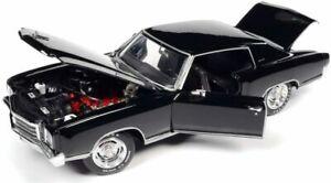 1970 Monte Carlo BLACK 1:18  1237