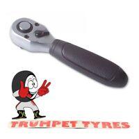 "Draper Expert 1//2/"" Drive Stubby Quick Release Soft Grip 45T Ratchet 71961"