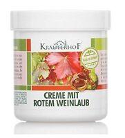 KRAUTERHOF -250ml Foot Cream for Varicose Veins