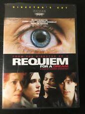 Requiem for a Dream - Unrated Version (Dvd, 2001) E 00004000 llen Burstyn, Jared Leto