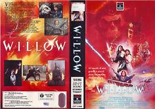 WILLOW (1988) VHS 1ª EDIZIONE 1989