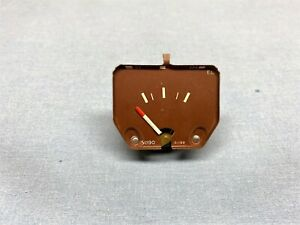 NOS 1942 PONTIAC TORPEDO STREAMLINER WATER TEMPERATURE GAUGE #1511190 HOT ROD