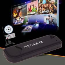 USB 2.0 Digital DVB-T2/T DVB-C FM+DAB+SDR Tuner Receiver Stick Dongle Useful GL