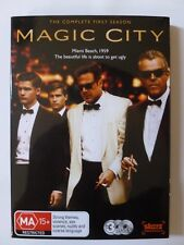 Magic City: The Complete First Season [MA15+] (3 DVD, 2012, R4)
