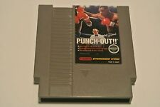 RAREST! Nintendo Entertainment System NES Mike Tyson's Punch-Out 5 SCREW VARIANT