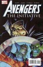 Marvel Comics Avengers The Initiative #9 2007-2010 NM