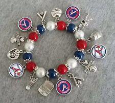 MLB Atlanta Braves Bracelet