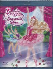Blu-ray **BARBIE E LE SCARPETTE ROSA** nuovo sigillato 2012