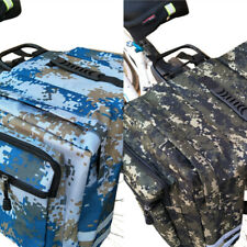 Waterproof Bicycle Bike Saddle Bag Rear Rack Pannier Bag Cycling Storage Pouch