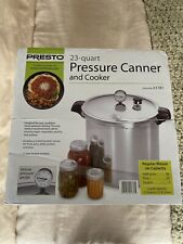 Presto 01781 23-Quart Pressure Canner and Cooker FREE SHIPPING BRAND NEW