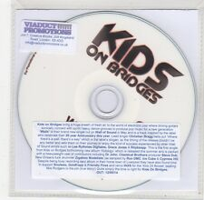 (FO839) Kids On Bridges, Walls - 2014 DJ CD