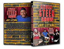 The Kevin Steen Show with Jay Lethal DVD, Impact TNA Wrestling Ring of Honor ROH