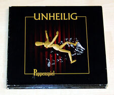 UNHEILIG - PUPPENSPIEL - LIMITED EDITION DIGIPACK CD