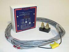 Bogart TriMetric 2030-A Solar Battery Monitor Meter & Box & 100AMP Shunt & Cable