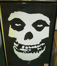 Misfits Glen Danzig Skull Punk Rare New Poster Metal 2