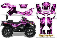 CAN-AM OUTLANDER MAX 500 650 800R GRAPHICS KIT CREATORX DECALS STICKERS RCP