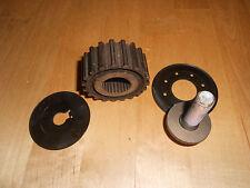 1991 91 HONDA ST1100 ENGINE TIMING BELT DRIVE GEAR