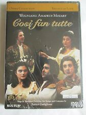 MOZART: COSI FAN TUTTE - OPERA COLLECTION DVD  -  BRAND NEW