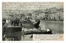 CPA-Carte Postale-France-Cette Pêcheur à la Ligne -1906 VM18100