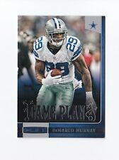 2013 Rookies and Stars Game Plan #8 DeMarco Murray Insert Cowboys Oklahaoma OU