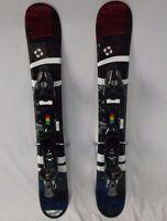 SNOWBLADE,Five Forty New 90cm Ski Blades,WIDE,with New Salomon 609 Demo Bindings