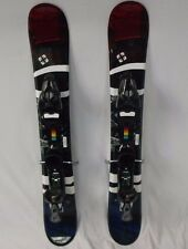 SNOWBLADE,Five Forty New 90cm Ski Blades,WIDE,with New Salomon 609 Demo Bindings