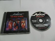 Raven - The Pack Is Back (CD) Heavy Metal / USA Pressing