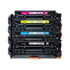 Set CC530A CC531A CC532A CC533A Toner Cartridge for HP CM2320N CM2320NF CP2025DN