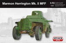 ATTACCO 1/72 MARMON-Herrington Mk. II QFP # 72901