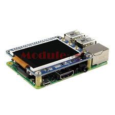 "2.2""TFT Screen LCD Display HAT w/ Buttons IR Sensor for Raspberry Pi 3B/2B/B+"