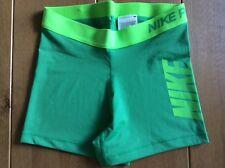 Ladies Nike Pro Hypercool Series Dri Fit Shorts Size Small