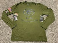 2018 Green Bay Packers Nike Salute to Service Long Sleeve Shirt Aaron Rodgers