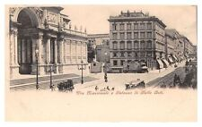 Rome Single Printed Collectable Italian Postcards