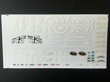 Eness Detail Decal for Movie3 Deluxe Leadfoot,In stock!