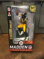 Antonio Brown Pittsburgh Steelers McFarlane Toys NFL Madden NFL 19 Team Series 1