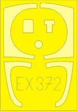 Eduard 1/48 F-5A peinture masque pour Kinetic # EX372